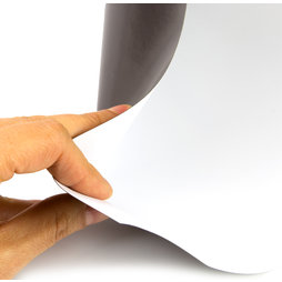 MIP-A4-01, Magnetic paper glossy, printable, A4 format, 10 sheets per set