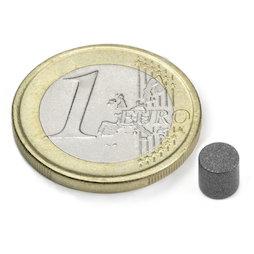 Disc magnet Ø5mm, height5mm